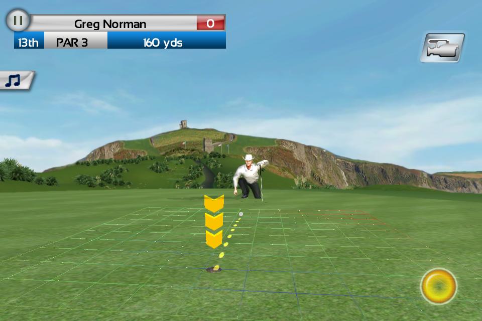 Screenshot Real Golf 2011 FREE