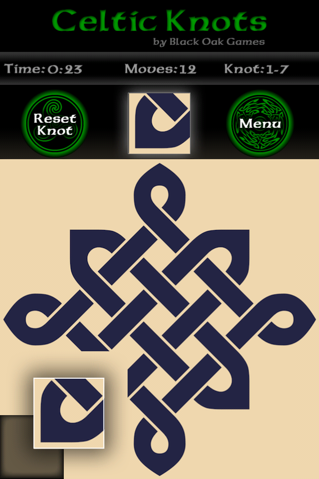 Screenshot Celtic Knots Free