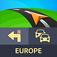 Sygic Europa: GPS Navigation (AppStore Link)